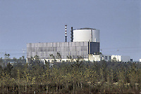 - nuclear power station of Caorso<br /> <br /> - centrale elettronucleare di Caorso