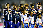 Homare Sawa (JPN), <br /> MAY 28, 2015 - Football / Soccer : Kirin Challenge Cup 2015 match between Womens Japan and Womens Italy at Minami Nagano Sports Park, Nagano, Japan. <br /> (Photo by AFLO) [2268]