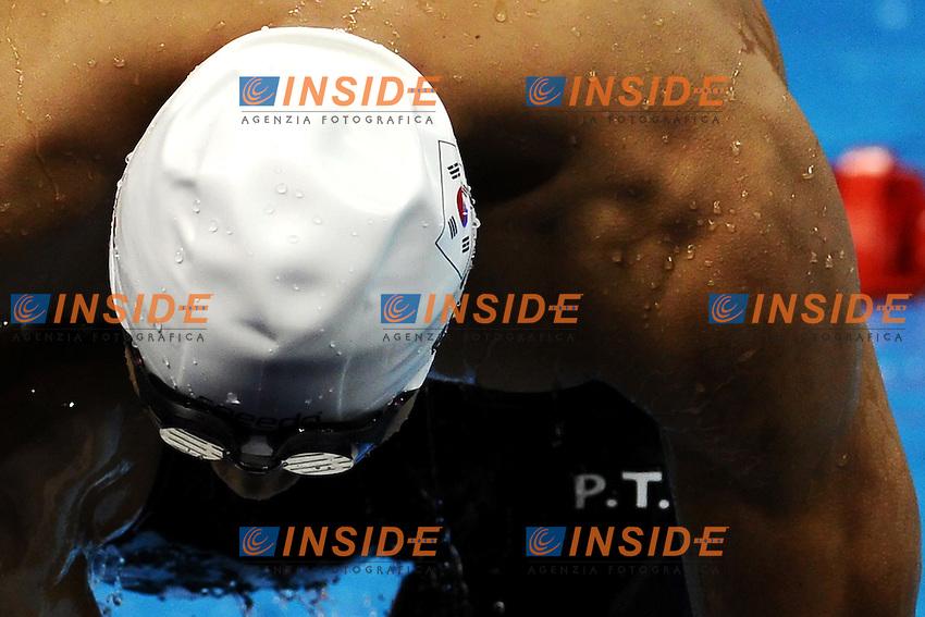 Hwan Tae PARK Korea Gold Medal.Men's 400m Freestyle - Swimming / Nuoto.Shanghai 24/7/2011 .14th FINA World Championships.Foto Andrea Staccioli Insidefoto