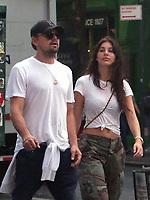 Leonardo DiCaprio and Camila Morrone 051518