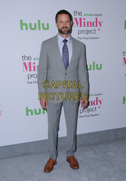12 September  2017 - West Hollywood, California - Garret Dillahunt. &quot;The Mindy Project&quot; Final Season Premiere Party held at Microsoft Theatre L.A. Live in West Hollywood. <br /> CAP/ADM/BT<br /> &copy;BT/ADM/Capital Pictures