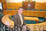 Kerry county manager Tom Curran.   Copyright Kerry's Eye 2008