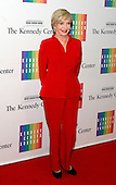 Florence Henderson arrives for the formal Artist's Dinner honoring the recipients of the 2014 Kennedy Center Honors hosted by United States Secretary of State John F. Kerry at the U.S. Department of State in Washington, D.C. on Saturday, December 6, 2014. The 2014 honorees are: singer Al Green, actor and filmmaker Tom Hanks, ballerina Patricia McBride, singer-songwriter Sting, and comedienne Lily Tomlin.<br /> Credit: Ron Sachs / Pool via CNP