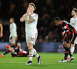 Guillermo Varela of Manchester United<br /> - Barclays Premier League - Bournemouth vs Manchester United - Vitality Stadium - Bournemouth - England - 12th December 2015 - Pic Robin Parker/Sportimage