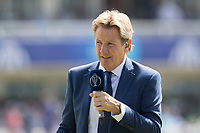 Mark Nicholas during Pakistan vs Bangladesh, ICC World Cup Cricket at Lord's Cricket Ground on 5th July 2019