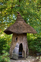 Tulip Tree House in the Enchanted Woods of Winterthur Gardens, Delaware, USA