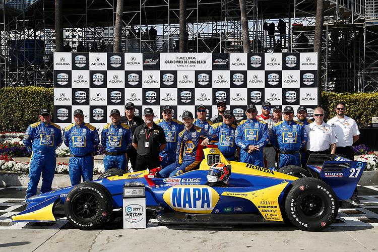 2019-04-14 IndyCar Acura Grand Prix of Long Beach