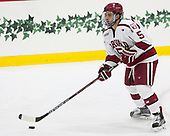 Clay Anderson (Harvard - 5) - The Harvard University Crimson defeated the visiting Cornell University Big Red on Saturday, November 5, 2016, at the Bright-Landry Hockey Center in Boston, Massachusetts.