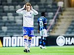 Stockholm 2015-03-05 Fotboll Svenska Cupen Djurg&aring;rdens IF - IFK Norrk&ouml;ping :  <br /> Norrk&ouml;pings Alexander Fransson se nedst&auml;md ut under matchen mellan Djurg&aring;rdens IF och IFK Norrk&ouml;ping <br /> (Foto: Kenta J&ouml;nsson) Nyckelord:  Djurg&aring;rden DIF Tele2 Arena Svenska Cupen Cup IFK Norrk&ouml;ping Peking depp besviken besvikelse sorg ledsen deppig nedst&auml;md uppgiven sad disappointment disappointed dejected