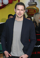 "09 August 2016 - Westwood, California - Chord Overstreet. ""Sausage Party"" Los Angeles Premiere held at Regency Village Theatre. Photo Credit: Sammi/AdMedia"