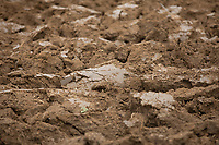 Freshly ploughed soil<br /> &copy;Tim Scrivener Photographer 07850 303986<br />      ....Covering Agriculture In The UK....
