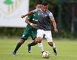La Equidad y Envigado igualaron 2-2 en Bogotá. Fecha 1 Liga Águila II-2016.
