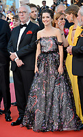 Jonathan Pryce &amp; Joana Ribeiro at the closing gala screening for &quot;The Man Who Killed Don Quixote&quot; at the 71st Festival de Cannes, Cannes, France 19 May 2018<br /> Picture: Paul Smith/Featureflash/SilverHub 0208 004 5359 sales@silverhubmedia.com