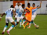 Envigado volvió a ganar en el Polideportivo sur , esta vez derrotó a Jaguares 2-0 por la undécima fecha del torneo apertura colombiano.