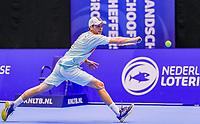 Rotterdam, Netherlands, December 12, 2017, Topsportcentrum, Ned. Loterij NK Tennis, Boy Westerhof (NED)<br /> Photo: Tennisimages/Henk Koster