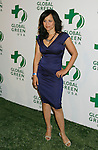 HOLLYWOOD, CA. - February 19: Actress Rosie Perez arrives at Global Green USA's 6th Annual Pre-Oscar Party held at Avalon Hollwood on Februray 19, 2009 in Hollywood, California.