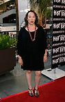 "HOLLYWOOD, CA. - September 16: Director Karyn Kusama arrives at ""Jennifer's Body"" Hot Topic Fan Event at Hot Topic on September 16, 2009 in Hollywood, California."