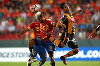 Futbol 2017 Libertadores Unión Española vs The Strongest