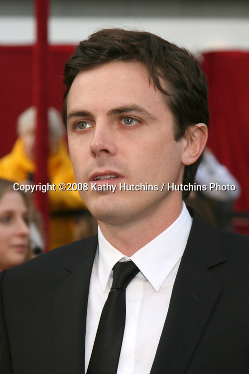 Casey Affleck .80th Academy Awards ( Oscars).Kodak Theater.Los Angeles, CA.February 24, 2008.©2008 Kathy Hutchins / Hutchins Photo.