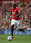 Ashley Young of Manchester United during the premier league match at the Old Trafford Stadium, Manchester. Picture date 17th September 2017. Picture credit should read: Simon Bellis/Sportimage