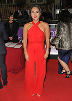 Heather Watson at the Pride of Britain Awards 2017, Grosvenor House Hotel, Park Lane, London, England, UK, on Monday 30 October 2017.<br /> CAP/CAN<br /> &copy;CAN/Capital Pictures /MediaPunch ***NORTH AND SOUTH AMERICAS ONLY***