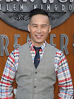 LOS ANGELES, CA - JUNE 12: BD Wong, at Jurassic World: Fallen Kingdom Premiere at Walt Disney Concert Hall, Los Angeles Music Center in Los Angeles, California on June 12, 2018. Credit: Faye Sadou/MediaPunch