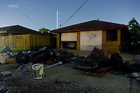 Gentilly, New Orleans, August 27, 2006.