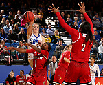 Louisville at South Dakota State Women's Basektball