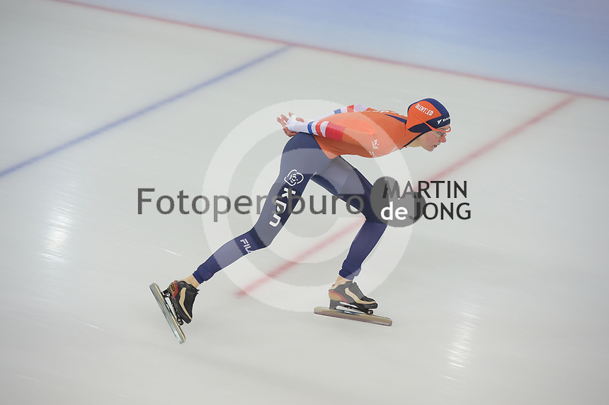 SPEED SKATING: HAMAR: Viking Skipet, 01-02-2019, ISU World Cup Speed Skating, Esmee Visser (NED), ©photo Martin de Jong