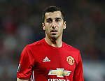 Henrikh Mkhitaryan of Manchester United during the Europa League Semi Final 2nd Leg match at Old Trafford Stadium, Manchester. Picture date: May 11th 2017. Pic credit should read: Simon Bellis/Sportimage