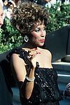 Diahann Carroll at the 1985 Emmy's in Los Angeles.