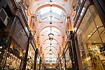 Royal Arcade, Old Bond Street, London, UK