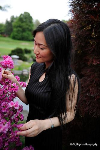 Ziaoyan Julia Fan.Rockefeller Estate.May 2, 2010