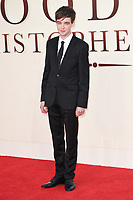 Alex Lawther at the World Premiere of &quot;Goodbye Christopher Robin&quot; at the Odeon Leicester Square, London, UK. <br /> 20 September  2017<br /> Picture: Steve Vas/Featureflash/SilverHub 0208 004 5359 sales@silverhubmedia.com