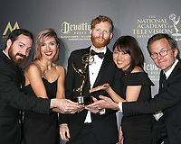 LOS ANGELES - APR 28:  Main Title and Graphic Design - Mind of a Chef at the 44th Creative Daytime Emmy Awards at the Pasadena Civic Auditorium on April 28, 2017 in Pasadena, CA