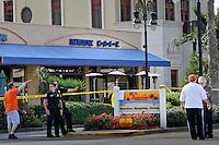 Mangrove Cafe, Gas explosion, Naples
