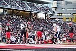 16FTB at Cincinnati 1781<br /> <br /> 16FTB at Cincinnati<br /> <br /> BYU Football at the University of Cincinnati<br /> <br /> BYU-20<br /> CIN-3<br /> <br /> November 5, 2016<br /> <br /> Photo by Jaren Wilkey/BYU<br /> <br /> &copy; BYU PHOTO 2013<br /> All Rights Reserved<br /> photo@byu.edu  (801)422-7322<br /> <br /> May 10, 2013<br /> <br /> Photo by Jaren Wilkey/BYU<br /> <br /> &copy; BYU PHOTO 2013<br /> All Rights Reserved<br /> photo@byu.edu  (801)422-7322