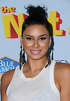 "05 August  2017 - Los Angeles, California - Laura Govan.  World premiere of ""Nut Job 2: Nutty by Nature""  held at Regal Cinema at L.A. Live in Los Angeles. Photo Credit: Birdie Thompson/AdMedia"