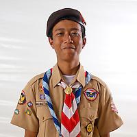 Ahmad from Indonesia. Photo: Jonas Elmqvist