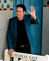 Nicolas Cage attends the 39th Deauville Film Festival - France