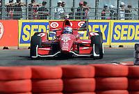 SAO PAULO SP, 04 Maio 2013 - Formula Indy  -   treino livre para a Itaipava São Paulo Indy 300 Nestlé no autódromo de rua do Anhembi na zona norte de Sao Paulo, neste sábado , 04.  na foto Scott Dixon (FOTO: ALAN MORICI / BRAZIL PHOTO PRESS).