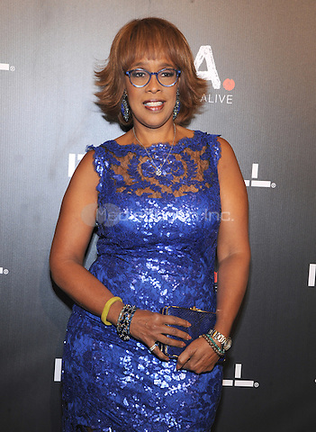 New York, NY- October 30:Gayle King attends Keep a Child Alive's 11Annual Black Ball at Hammerstein Ballroom on October 30, 2014 in New York City. Credit: John Palmer/MediaPunch