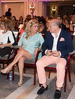 Carmen Borrego and Jose Carlos Bernal