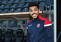 Bolton Wanderers' Josh Magennis pictured before the match<br /> <br /> Photographer Andrew Kearns/CameraSport<br /> <br /> The EFL Sky Bet Championship - Hull City v Bolton Wanderers - Tuesday 1st January 2019 - KC Stadium - Hull<br /> <br /> World Copyright © 2019 CameraSport. All rights reserved. 43 Linden Ave. Countesthorpe. Leicester. England. LE8 5PG - Tel: +44 (0) 116 277 4147 - admin@camerasport.com - www.camerasport.com