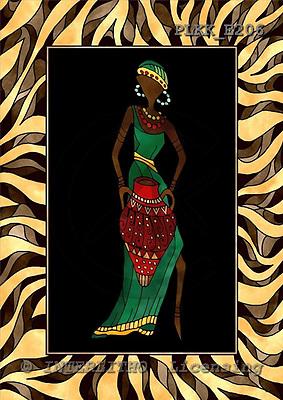 Kris, MODERN, ethnical, paintings, PLKKE206,#n#