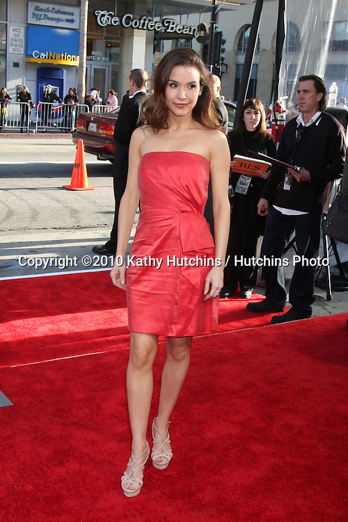 "Kristina Anapau.arrives at ""The Losers"" Premiere.Grauman's Chinese Theater.Los Angeles, CA.April 20, 2010.©2010 Kathy Hutchins / Hutchins Photo..."