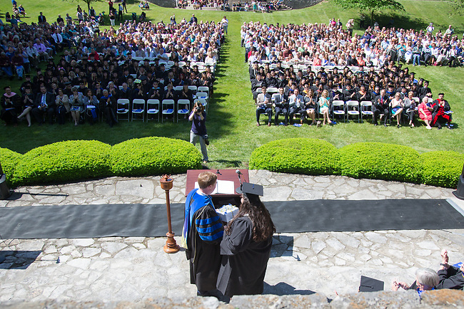 Midway University 2017 Commencement, Saturday May 13, 2017  in Midway, Ky. Photo by Mark Mahan