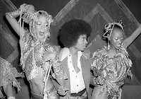 1977 FILE PHOTO<br /> New York City<br /> Michael Jackson at Studio 54<br /> Photo by Adam Scull-PHOTOlink.net