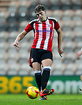 Callum Semple of Sheffield United under 18's during the FA Youth Cup 3rd Round match at Deepdale Stadium, Preston. Picture date: November 30th, 2016. Pic Matt McNulty/Sportimage