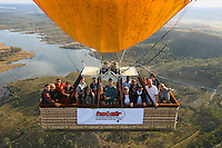 20141028 October 28 Hot Air Balloon Gold Coast